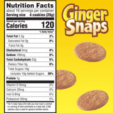 Ginger Snaps Cookies (16oz)