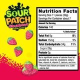 Sour Patch Kids Strawberry Soft & Chewy (10oz)