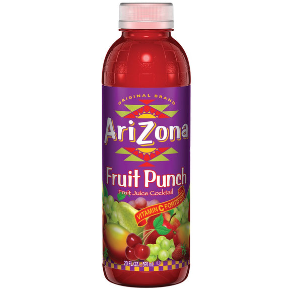 Arizona Fruit Punch (20oz)