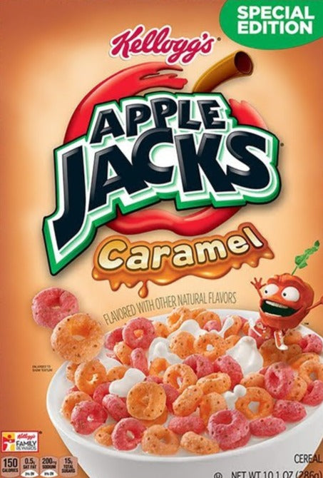 Apple Jacks Caramel (19.4oz)
