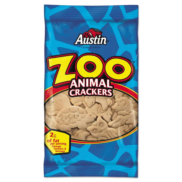 Zoo Animal Crackers Original (2oz)