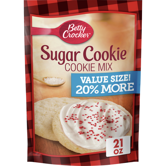 Betty Crocker Sugar Cookie Mix (21oz)