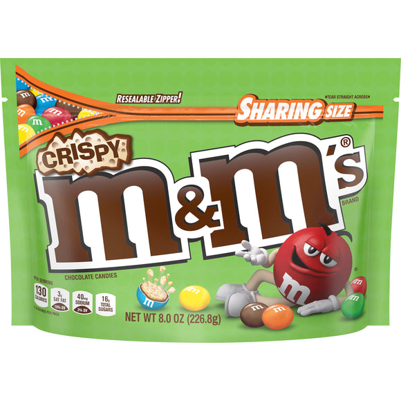 M&M'S Crispy Chocolate (8oz)