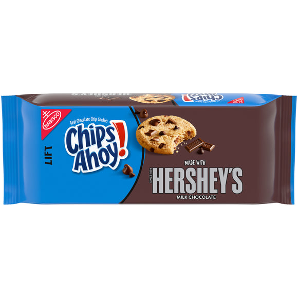 Chips Ahoy! Hershey's Milk Chocolate (9.5oz)