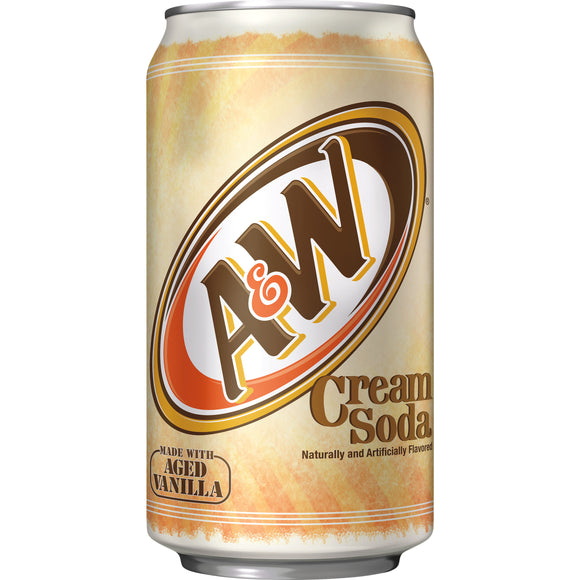 A&W Cream Soda (12oz)