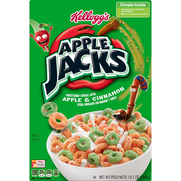 Apple Jacks (10.1oz)
