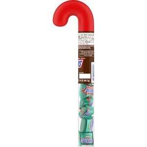 Snickers Minis Chocolate Candy Cane (2.14oz)