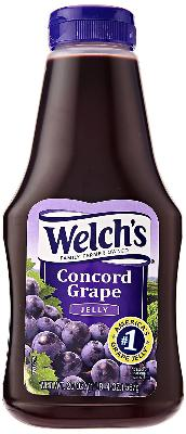 Welch's Squeeze Grape Jelly (20oz)