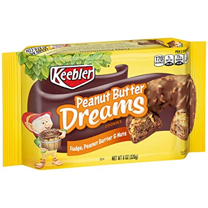 Keebler Peanut Butter Dreams (8oz)