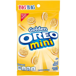 Oreo Big Bag Mini Golden (3oz)