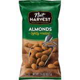 Nut Harvest Lightly Roasted Almonds (2.25oz)