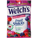 Welch's Fruit Snacks (2.5oz)