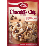 Betty Crocker Chocolate Chip Cookie Mix (17.5oz)