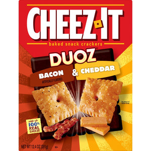 Cheez-It Bacon & Cheddar (12.4oz)