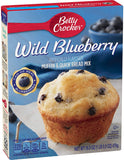 Betty Crocker Wild Blueberry Box Muffin Mixes (16.9oz)