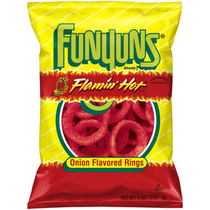 Funyuns Flamin' Hot Onion (6oz)