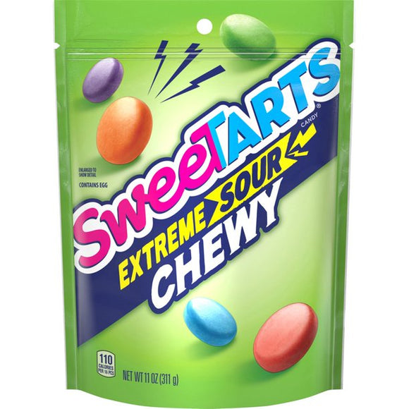 SweeTarts Extreme Sour Chewy (11oz)