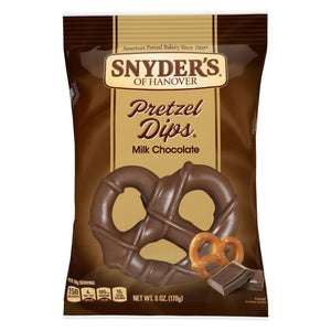Snyder's Pretzel Dips Milk Chocolate (6oz)