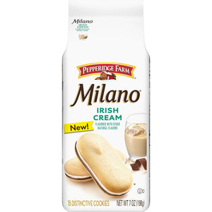 Pepperidge Farm Milano Irish Cream Cookies (7oz)
