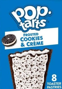 Pop-Tarts Cookies and Crème (14.1oz)