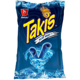Takis Blue Heat, Chili Lime Tortilla Chips