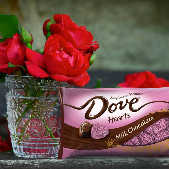 Dove Valentine's Day Milk Chocolate Hearts (8.87oz)