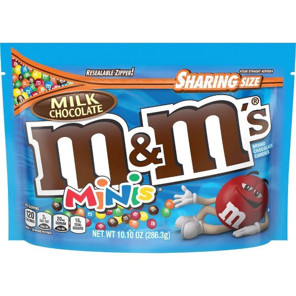 M&M's Milk Chocolate Minis (10.1oz)
