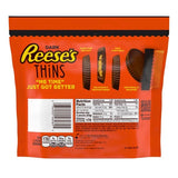 Reese's PB Cup Dark Chocolate Thins (7.37oz)