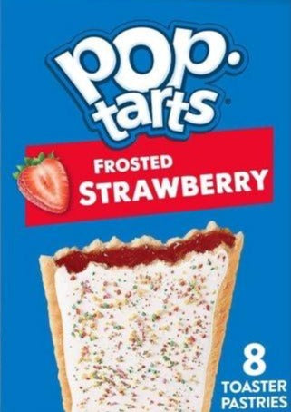 Pop-Tarts Frosted Strawberry (13.5oz)
