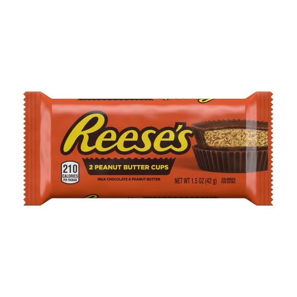 Reese's Peanut Butter Cups (1.5oz)