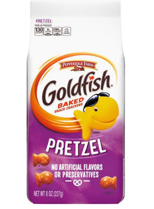 Goldfish Pretzel Crackers (8oz)