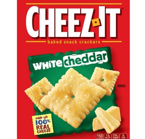 Cheez-It White Cheddar (12.4oz)