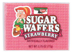 Keebler Sugar Wafers Strawberry (2.75oz)