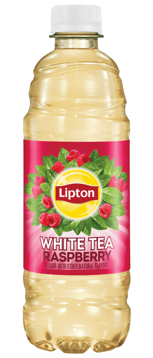 Lipton White Tea Raspberry (16.9oz)