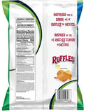 Ruffles Queso Flavoured Chips (8.5oz)