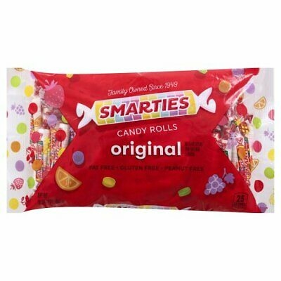 Smarties Original Candy Rolls (5.5oz)