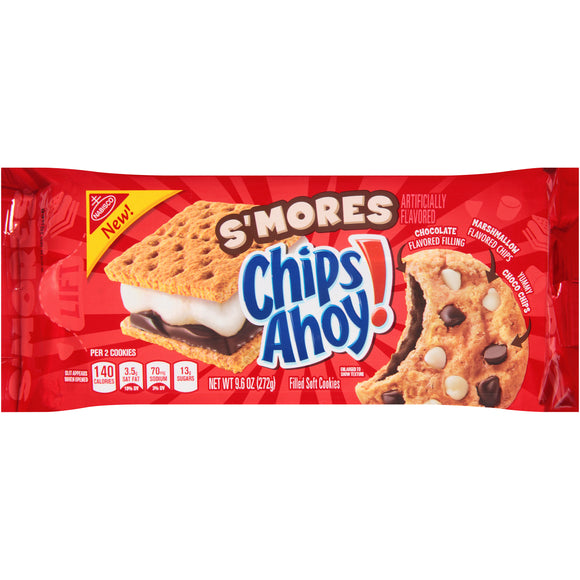 Chips Ahoy! S'mores Cookies (9.6oz)