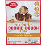 Betty Crocker Peanut Butter No Bake Cookie Dough Bites (12.2oz)