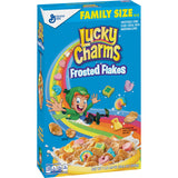 Lucky Charms Frosted Flakes Marshmallow (20.9oz)