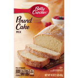 Betty Crocker Pound Cake Mix (16oz)