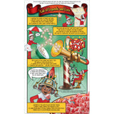 Kellogg's The Elf on the Shelf Vanilla Candy Cane Cookie with Marshmallows Cereal (12.2oz)