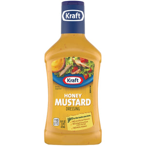 Kraft Honey Mustard Dressing (16oz)