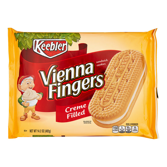 Keebler Vienna Fingers Creme Filled (14.2oz)