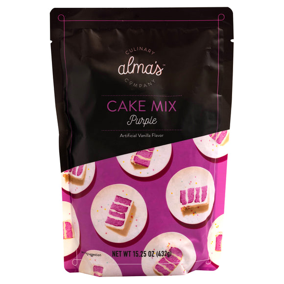 Alma Purple Cake (15.25oz)