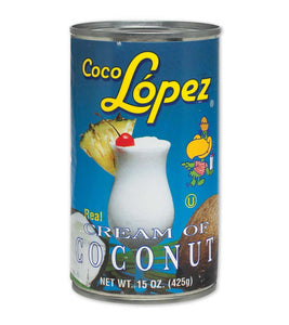 Coco Lopez Cream Of Coconut (15oz)