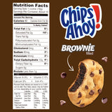 Chips Ahoy! Chewy Brownie Filled Chocolate Chip  (9.5oz)