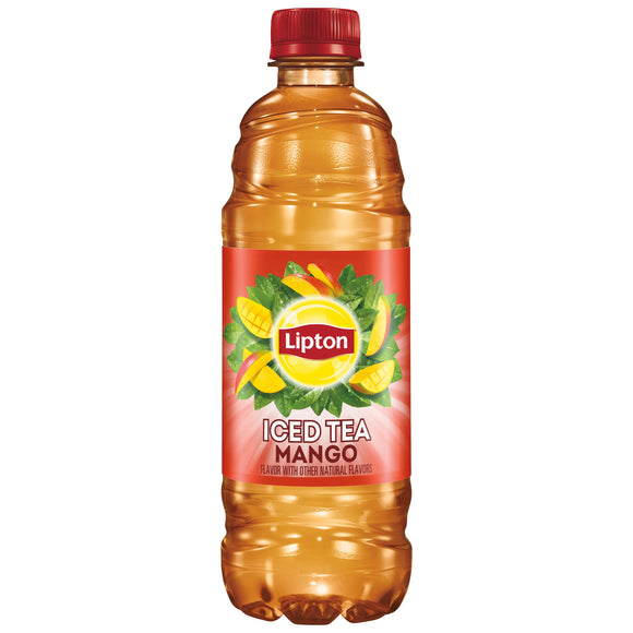 Lipton Mango Iced Tea (16.9oz)