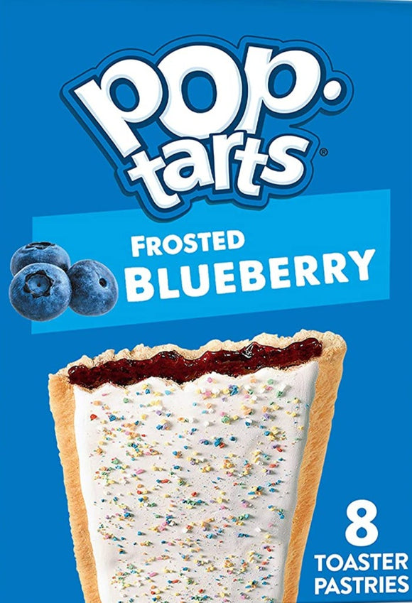 Pop-Tarts Frosted Blueberry (13.5oz)