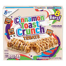 Cinnamon Toast Crunch Treats (6.8oz)