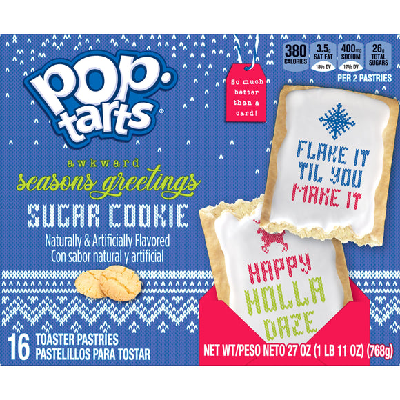 Pop-Tarts Sugar Cookie (27oz)